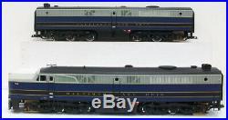 USA Trains 22401 G Baltimore & Ohio ALCO PA-1 & PB-1 Diesel Locomotive Set EX