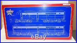 USA Trains G Scale SANTA FE Locomotive ALCO PA-B set R22404-2 (NIB DEMO)