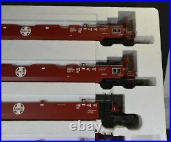 USA Trains R17152 25423 AT&SF Santa Fe 5 Unit Intermodal Set