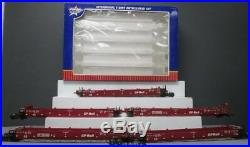 USA Trains R17156 G Scale Canadian Pacific Intermodal 5 Unit Articulated Set/Box