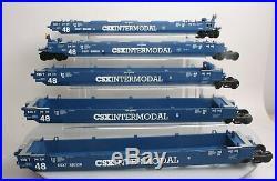 USA Trains R17157 CSX 5 Unit Intermodal Set