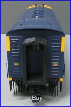 USA Trains R22264 Santa Fe F-3 AB Diesel Locomotive Set EX