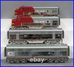 USA Trains R22271 Santa Fe EMD F3AB Diesel Locomotive Sets/Box