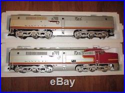 USA Trains R22404-1 SANTA FE WARBONNET PA-B DIESEL LOCOMOTIVE Set w Free ship