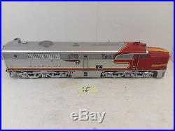 USA Trains R22404-2 Santa Fe #52L/52A ALCO PA A-B Diesel Engine Set