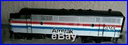 Usa trains g scale Amtrak Powered A-B-A Locomotive Set #490 #491 #494