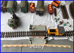 Vintage 1983 LGB Train Set with tons of extras