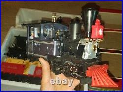 Vintage 1994 new in box LGB 20087 Rio Grande Steam Train set, G garden scale