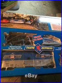 Vintage Aristo Craft RC Cola Taste Express G Scale Train Set
