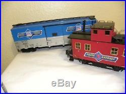 Vintage Aristo-Craft RC Cola Taste Express Train Set G Scale Gauge
