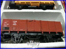 Vintage Lehmann L-G-B 20401 The Big Train 2010 Set German Tracks Engine Toy