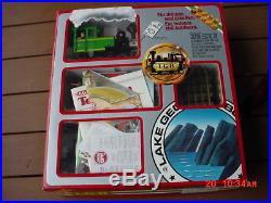 Vintage Lehmann Lgb The Big Train Lake George & Boulder 72411 Lg&b Set