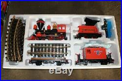 Vintage Playmobil 4033 Steaming Mary Western G Scale Train Set Not Running
