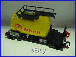 Vintage Playmobil Atlas Train Set G Scale Pusher Loco Plus Loader Track & More